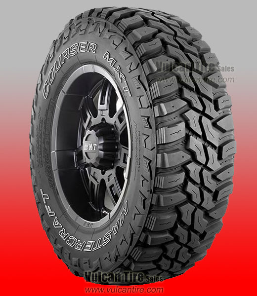 Mastercraft Courser MXT 35X1250R20 E Tires For Sale