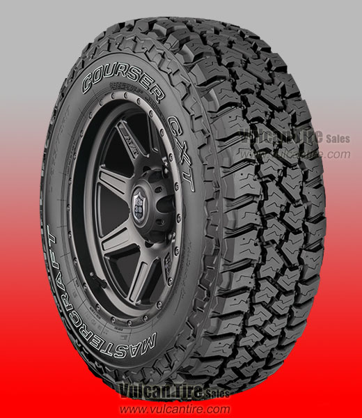 Tires For Sale >> Mastercraft Courser Cxt All Sizes Tires For Sale Online Vulcan Tire