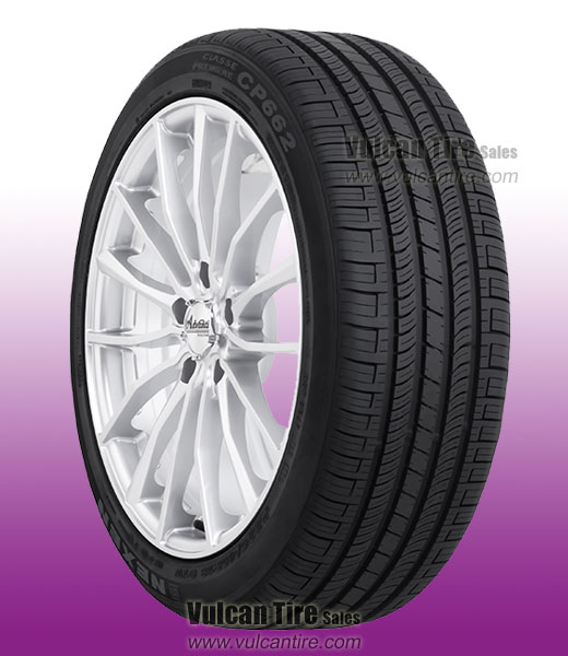 nexen cp662 205 55r16 89h tires for sale online vulcan tire. Black Bedroom Furniture Sets. Home Design Ideas