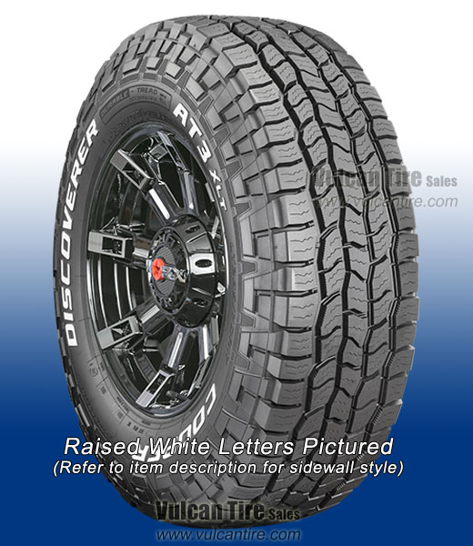 Cooper Discoverer At3 Xlt All Sizes Tires For Sale