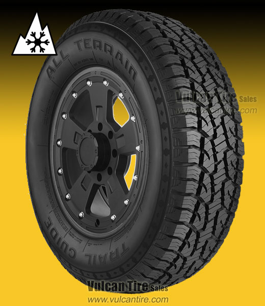 Eldorado Trail Guide All Terrain 275 55r20 117t Tires For Sale