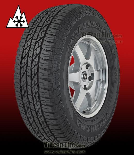 yokohama geolandar a t g015 215 65r16 98h tires for sale. Black Bedroom Furniture Sets. Home Design Ideas