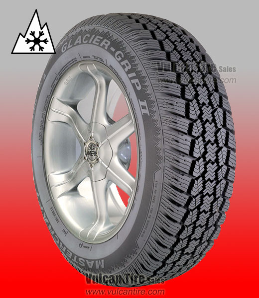 Mastercraft Glacier-Grip II (All Sizes) Tires for Sale Online - Vulcan Tire