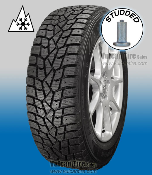sumitomo ice edge studded 215  55r17 94t tires for sale