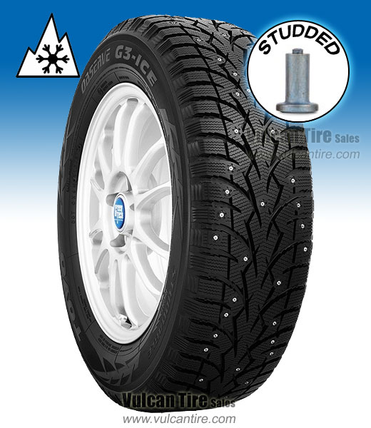 toyo observe g3 ice studded 255 65r16 109t tires for sale online vulcan tire. Black Bedroom Furniture Sets. Home Design Ideas
