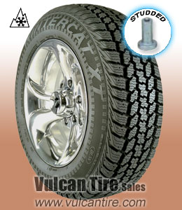Dean Wintercat X T Studded All Sizes Tires For Online Vulcan Tire
