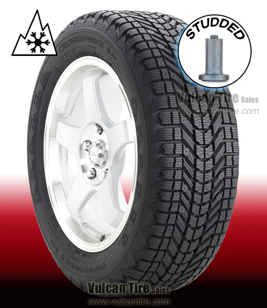 Firestone Winterforce Tires >> Firestone Winterforce - STUDDED (All Sizes) Tires for Sale ...