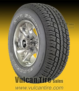 Cooper Tires Review >> Eldorado ZTR Sport SUV (All Sizes) Tires for Sale Online - Vulcan Tire